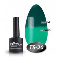 Nice Гель-лак Termo TS-20