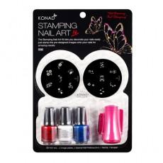 Набор для дизайна ногтей KONAD SET С-A