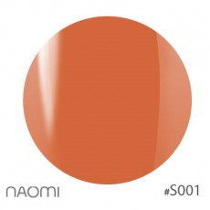 Naomi Лак для ногтей 12ml S001