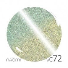 Naomi Cat Eyes-Сhameleon 6ml С72