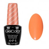 "GelColor by O•P•I Where Did Suzi""s Man-Go"
