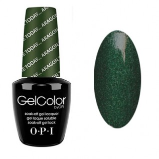 GelColor by O•P•I Here Today Aragon Tomorrow