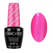GelColor by O•P•I Hotter Than You Pink-CL...NEON!