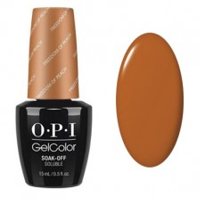 GelColor by O•P•I Freedom of Peach