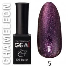 """GGA prof Gel Polish """"Chameleon"""" 05"""