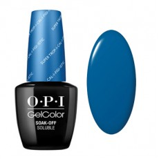 GelColor by O•P•I Trop-i-cal-i-fiji-istic Original