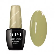 GelColor by O•P•I This Isn t Greenland Original