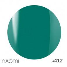 Naomi Лак для ногтей 12ml 412