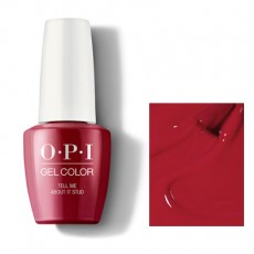 GelColor by O•P•I Tell Me About It Stud ProHealth