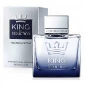 Antonio Banderas King of Seduction Men edt 100 ml
