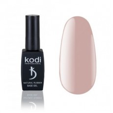 "Kodi Natural Rubber Base ""NATURAL BEIGE"" 12ml"