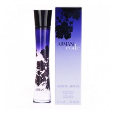 Giorgio Armani Code Women edp 75 ml