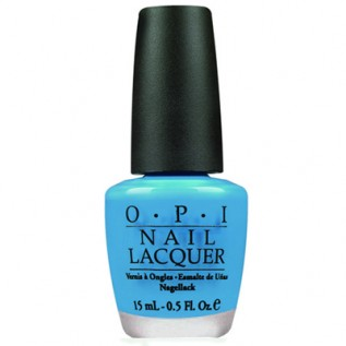 O•P•I Lacquer No Room FOR The Blues