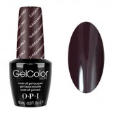 GelColor by O•P•I Sleigh Parking ONLy