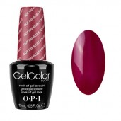 GelColor by O•P•I Got the Blues for Red