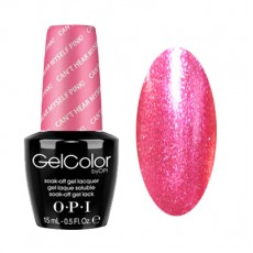 GelColor by O•P•I Can t Hear Myself Pink! Original