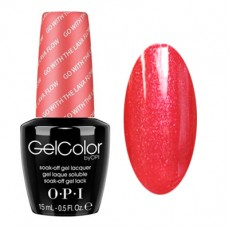 GelColor by O•P•I Go with the Lava Flow Original