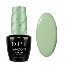 GelColor by O•P•I This Cost Me a Mint Original
