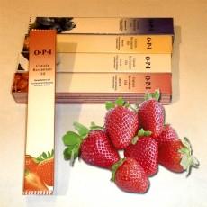 Масло для восстановления кутикулы O•P•I Strawberry