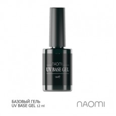 Основа под гель-лак Naomi UV Base Gel 12ml
