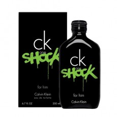 Calvin Klein CK One Shock For Him edt 200 ml