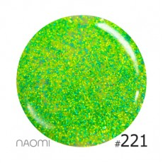 Naomi Gel Polish Lets Go Party 6ml 221