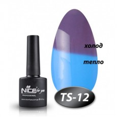 Nice Гель-лак Termo TS-12