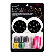 Набор для дизайна ногтей KONAD Set С-С
