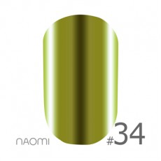 Naomi Metallic Collection 6ml M34