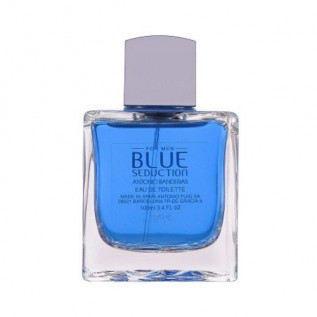 Antonio Banderas Blue Seduction Men edt 100 ml
