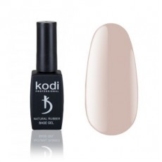 "Kodi Natural Rubber Base ""IVORY"" 12ml"
