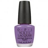 O•P•I Lacquer A Grape Fit