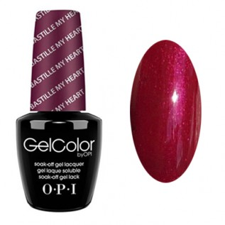 GelColor by O•P•I Bastille My Heart