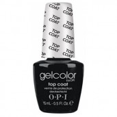 GelColor by O•P•I TOP COAT