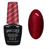 "GelColor by O•P•I I""m Not Really A Waitress"