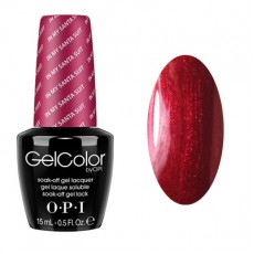 GelColor by O•P•I In My Santa Suit