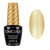 """GelColor by O•P•I Rollin"""" IN Cashmere"""