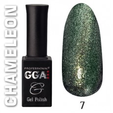 """GGA prof Gel Polish """"Chameleon"""" 07"""