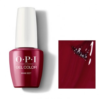 GelColor by O•P•I Miami Beet ProHealth