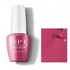 GelColor by O•P•I Aurora Berry-alis ProHealth