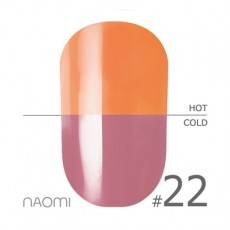 Naomi Gel Polish Collection THERMO 6ml 22