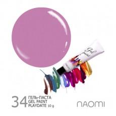 Naomi Гель-паста Playdate 34