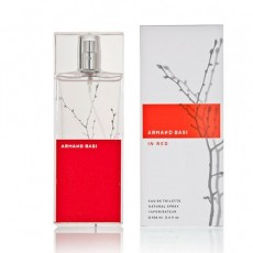 Armand Basi In Red Eau De Toilette edt 100 ml