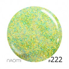 Naomi Gel Polish Lets Go Party 6ml 222