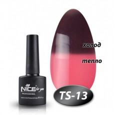 Nice Гель-лак Termo TS-13