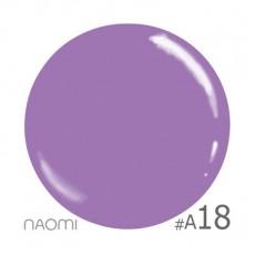 Naomi Gel Polish Aquaurelle 6ml A18