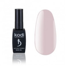 "Kodi Natural Rubber Base ""PINK ICE"" 12ml"