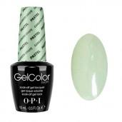 GelColor by O•P•I Gargantuan Green Grape-CL...PASTEL!