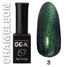 """GGA prof Gel Polish """"Chameleon"""" 08"""