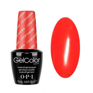 GelColor by O•P•I I STOP for Red Original